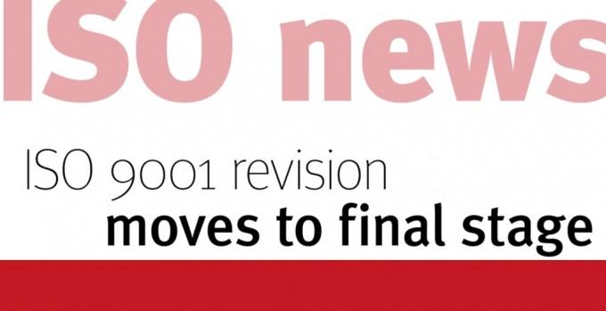ISO 9001 finálna fáza